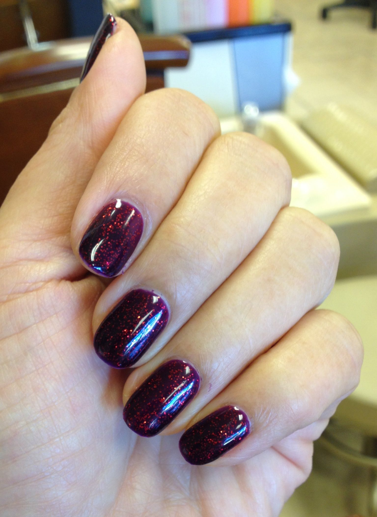 Scarlet Stars by Perfect Match MOOD Color Changing Gel | Nail Color ...