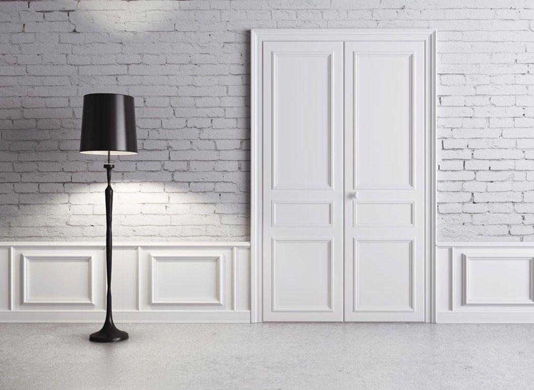how to clean white bedroom doors