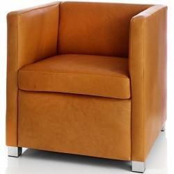 Photo of Sessel Id braun, Designer Indomo, 67x66x68 cm