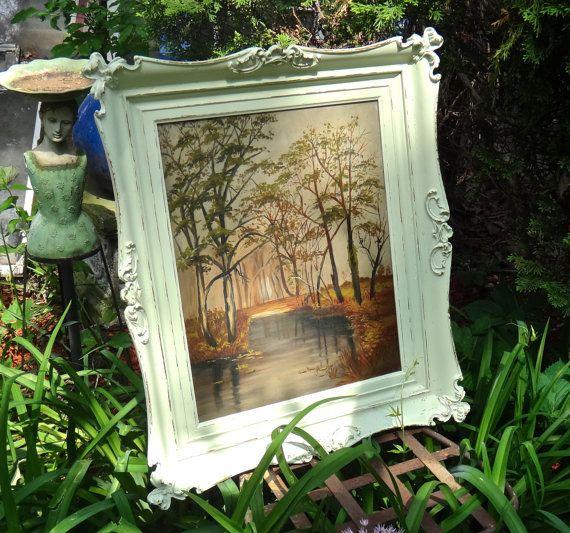 Frame Ornate Frame 24 x 28 Vintage Art Baroque by CasaKarmaDecor ...