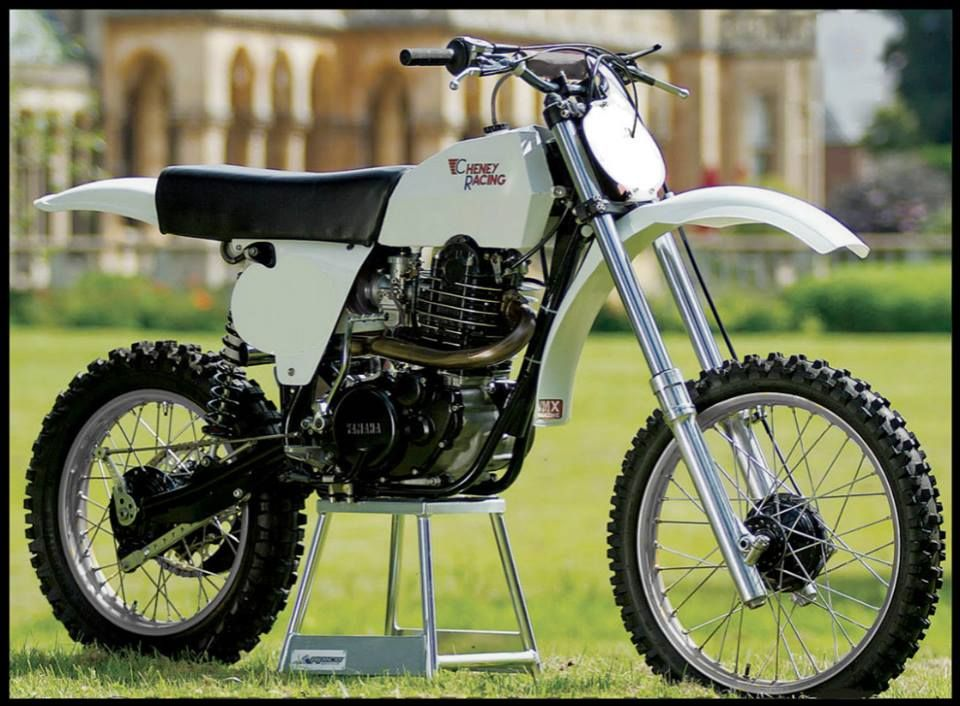 1981 cheney custom mx yamaha xt650 powered vintage. Black Bedroom Furniture Sets. Home Design Ideas