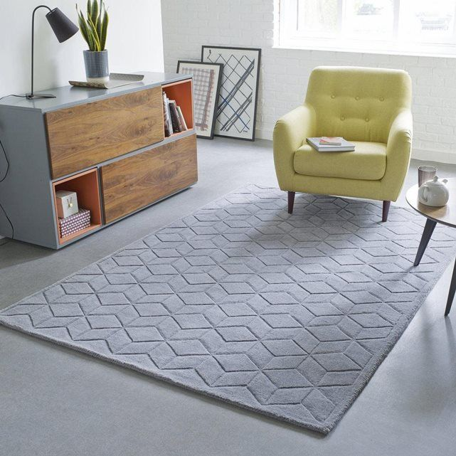 Tapis Pure Laine Effet 3d Falke Salons Apartments And Room