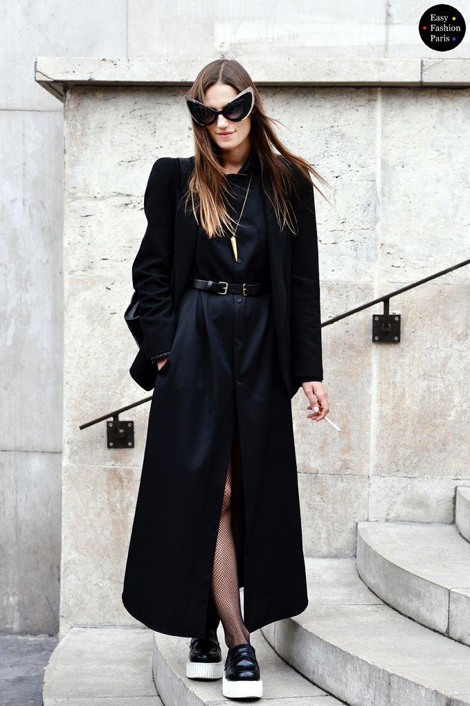 (via Easy Fashion: Cate Underwood - Palais de Tokyo - Paris)