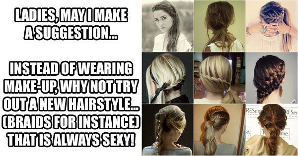 Ladies Use Some Braid Hairstyles Ladies Girls Braids