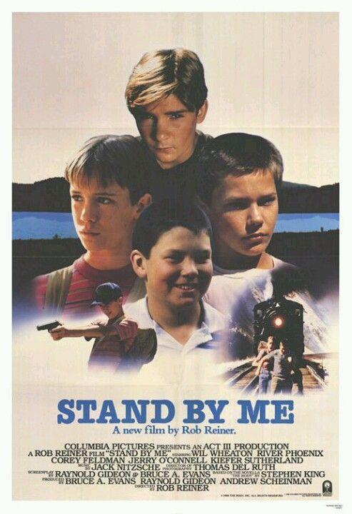 1986 - Cuenta conmigo (Stand by Me) - Rob Reiner