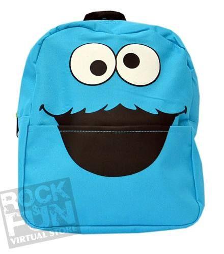 Cookie monster mochila mini backpack importada 100 original cookie monster mochila mini backpack importada 100 original 38000 voltagebd Images