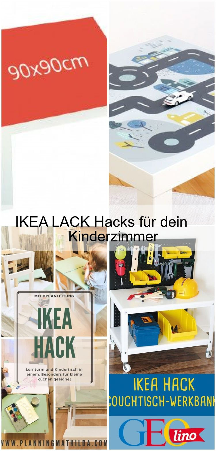 IKEA LACK Hacks für dein Kinderzimmer IKEA LACK Hacks für dein Kinderzimmer  IKEA LACK Hacks für dein Kinderzimmer