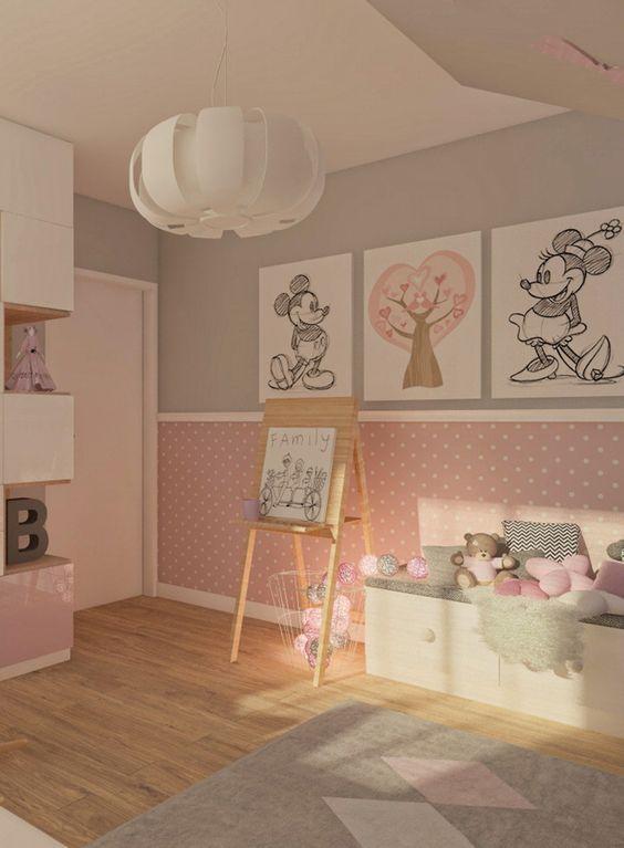 Deko-Tipp Kinderzimmer Wände mit Schmetterlingen selbst gestalten #neuesdekor
