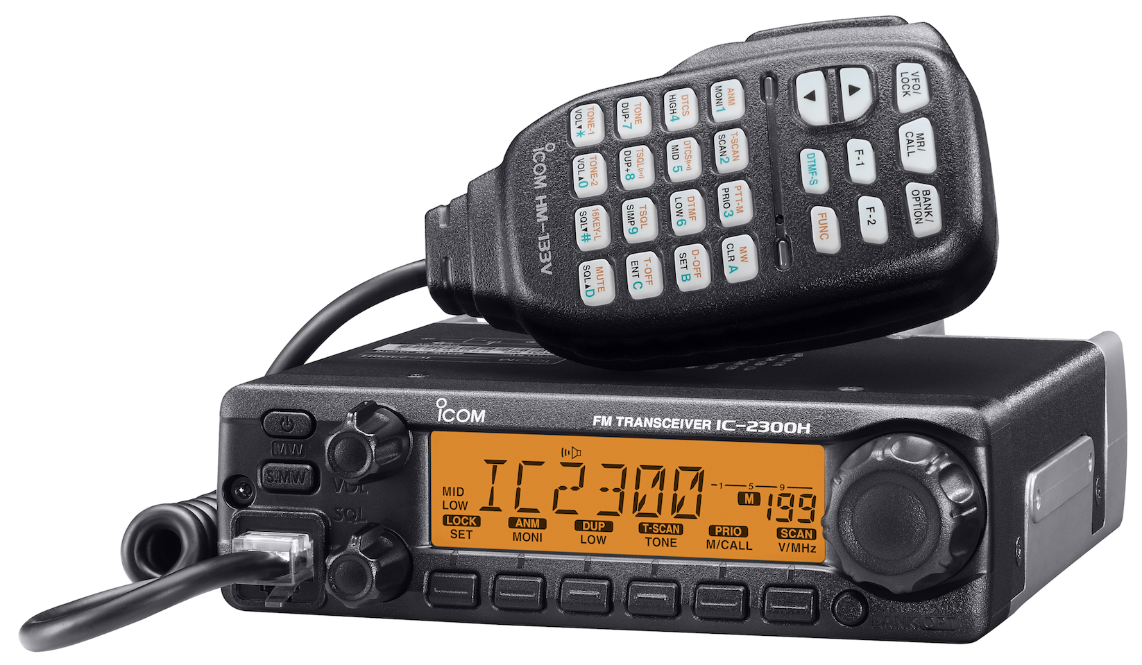Icom Ic 2300h 2 Meter Mobile This Is A Great Unit It 1903x19 Transistorized Circuit Continuity Tester New Ebay Only Limited To However So If You Want More Bands Shopping Around Bit Might Suit