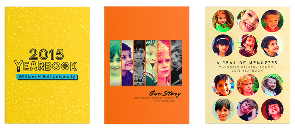 discover dozens of yearbook cover ideas and make your own yearbook stand apart