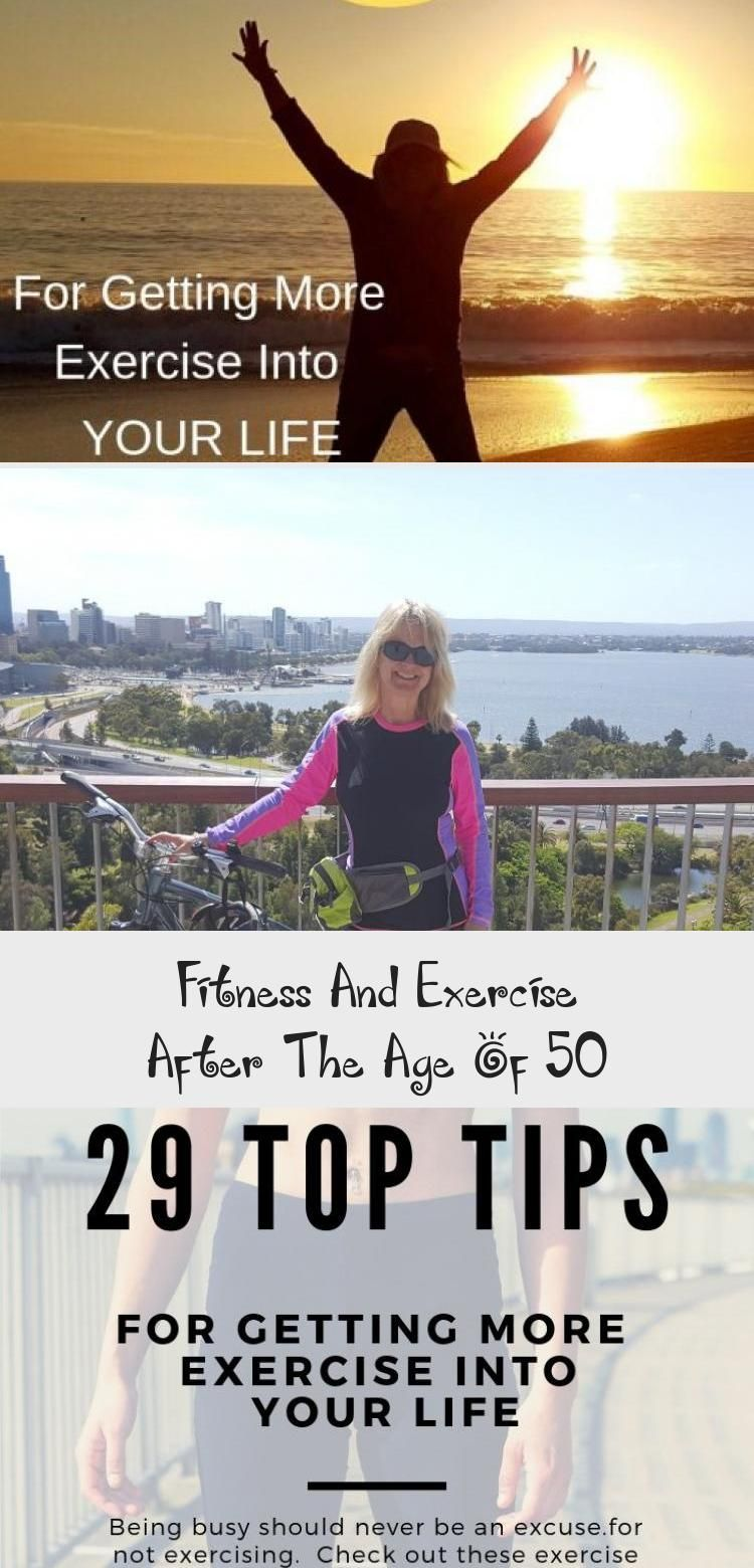 Fitness and Exercise - how to keep fit after 50. Why is exercise important? What exactly is physical...
