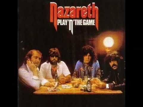 Nazareth Turn On Your Receiver A Scottish Band Huge