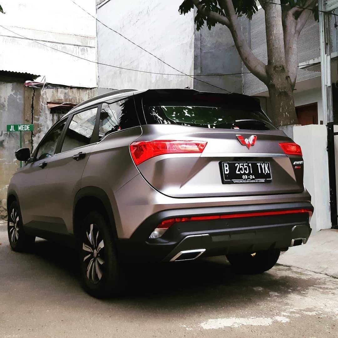 Wuling Almaz Tampak Belakang Mobil Mobil Baru