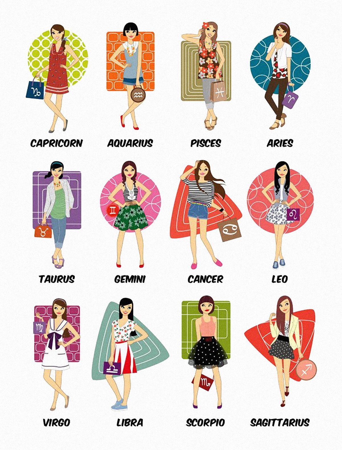 Zodiac Ladies Astrology Horoscope Zodiac Htttp Htttp Madamastrology