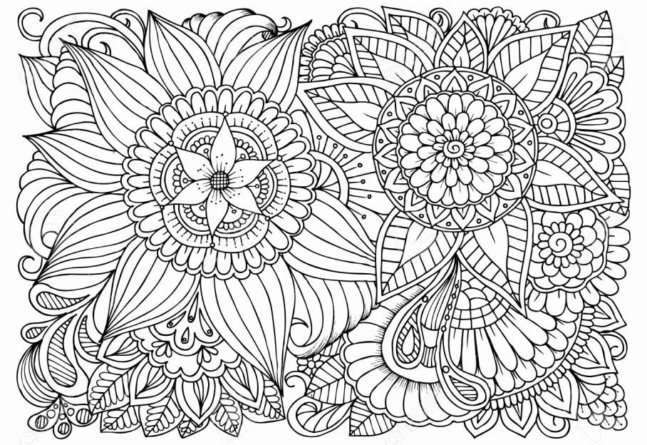 Art Therapy Coloring Book Free Pdf Unique Art Therapy Coloring Book Free Pdf Pages Printable Speech In 2021 Floral Drawing Book Page Art Flower Doodles