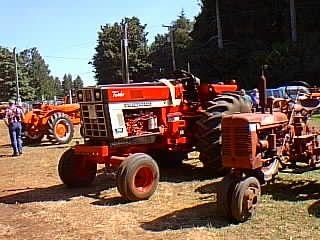 Pin by Greg Isom on tractors | Farmall tractors, Tractors, FarmallPinterest