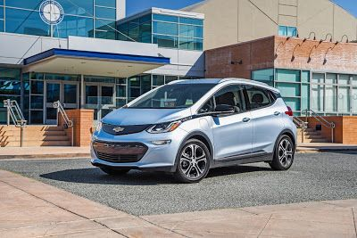 Bolt Ev Offers 238 Miles Of Range Chevy Bolt Electric Cars All