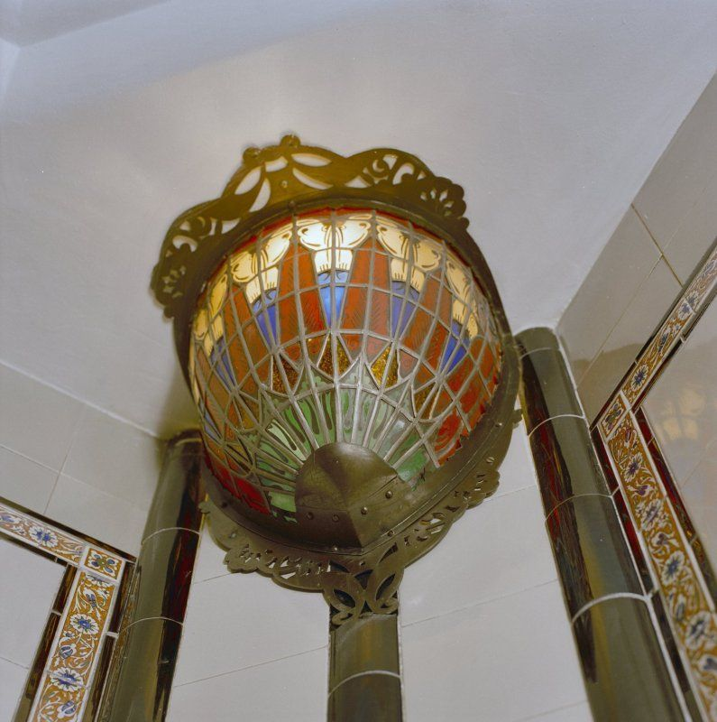 INTERIEUR, BADKAMER (ART DECO) LAMP | Art Deco interior | Pinterest ...