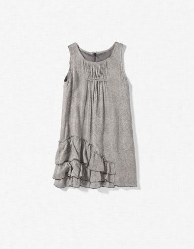 65b243beecef2 DRESS WITH FRILL - Dresses - Girl (2-14 years) - Kids - ZARA Canada ...