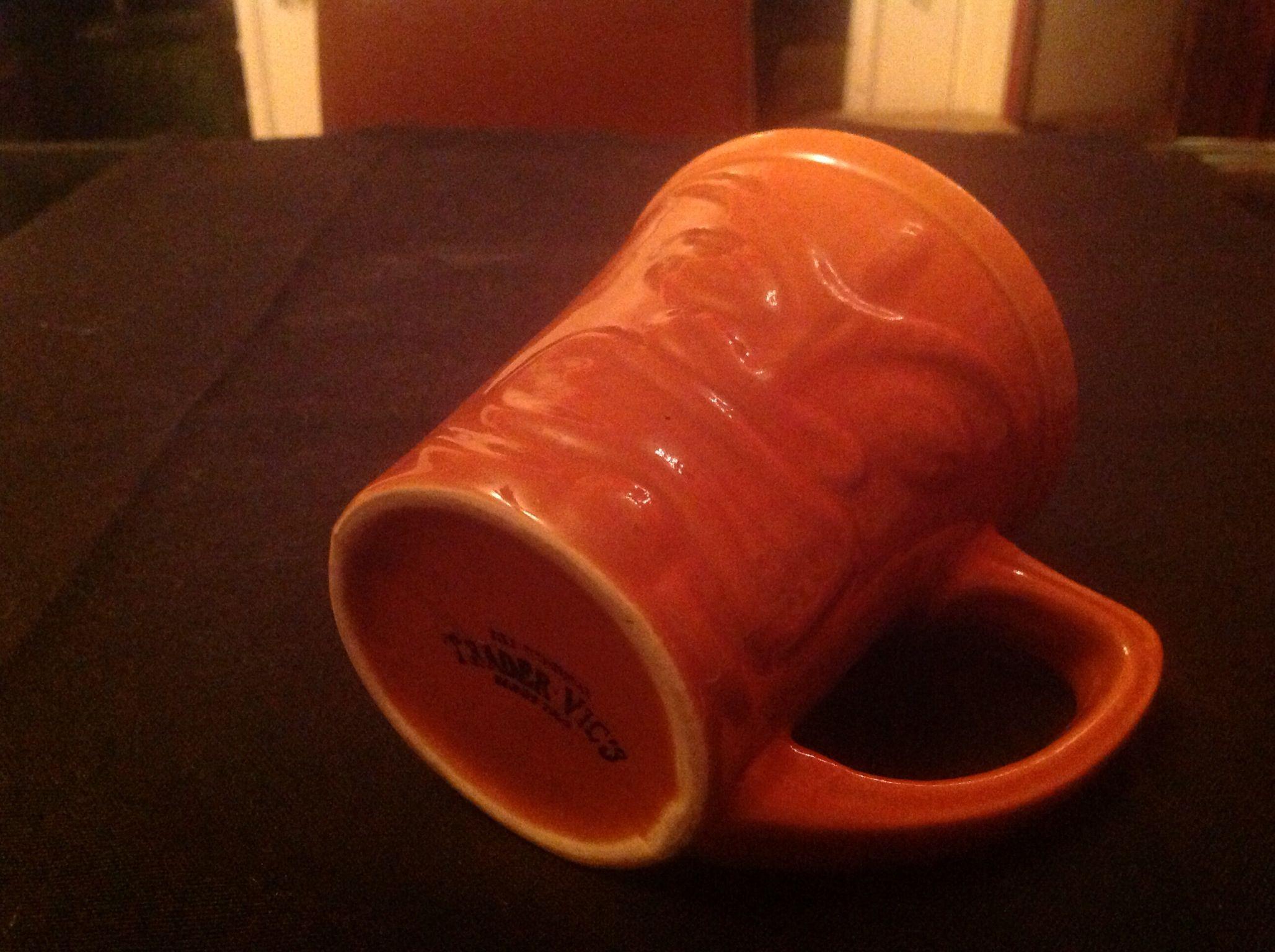 Trader Vic coffee mug #2
