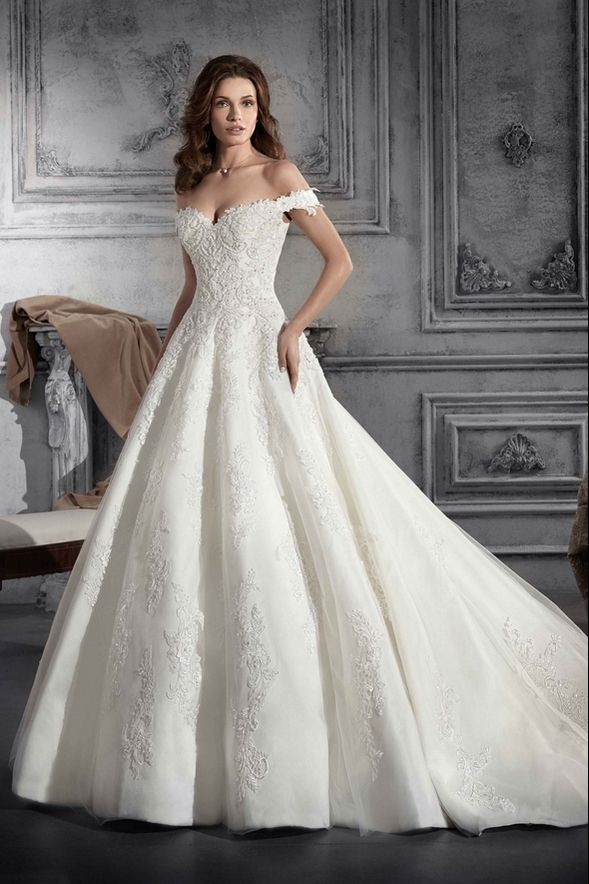 894c056956fc Νυφικά Φορέματα Demetrios Collection - Style 778