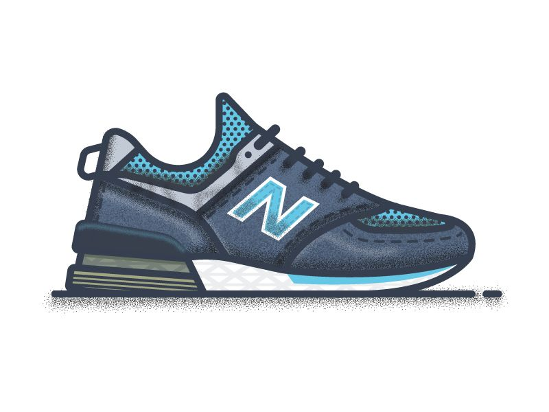 1eae5b62 New Balance 574 Sports | Innovation animation in 2019 | New ...