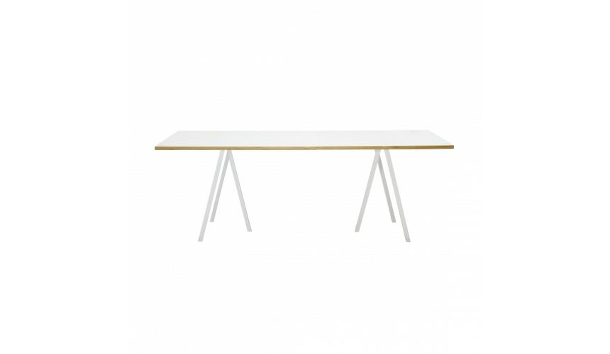 loop stand tisch hay esstische essen. Black Bedroom Furniture Sets. Home Design Ideas