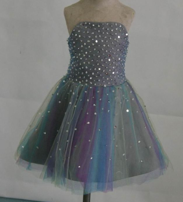 Girls Glitter Dress