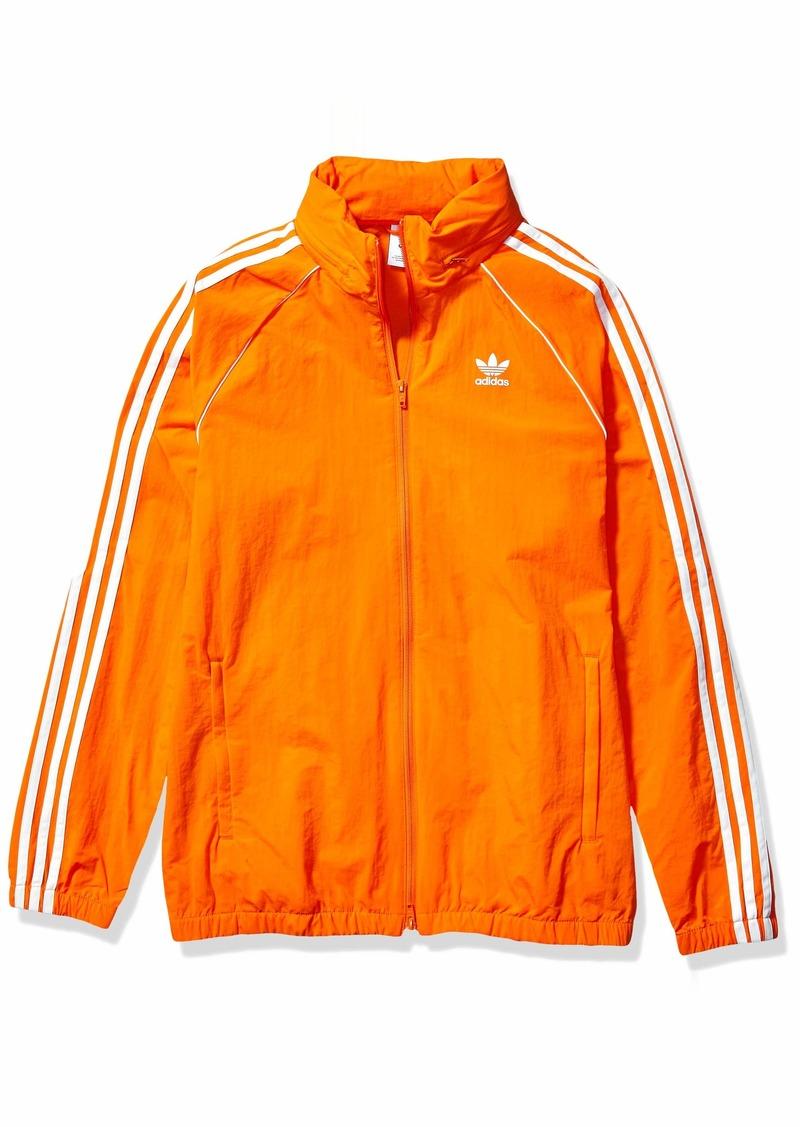 Adidas Originals Men S Blc Superstar Windbreaker Jacket Shopinzar Com Adidas Originals Mens Adidas Jacket Mens Street Style [ 1127 x 800 Pixel ]