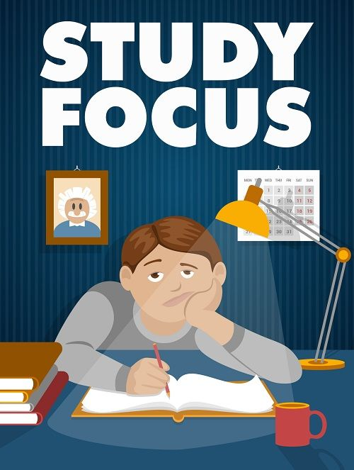 Study Focus Understanding The Motivation For Studying While