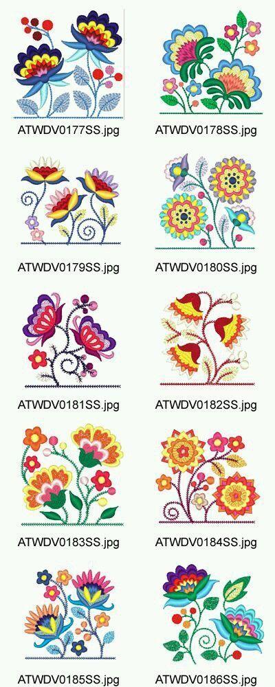 Yastık Modelleri | Desen | Pinterest | Bordado, Bordado crewel and ...