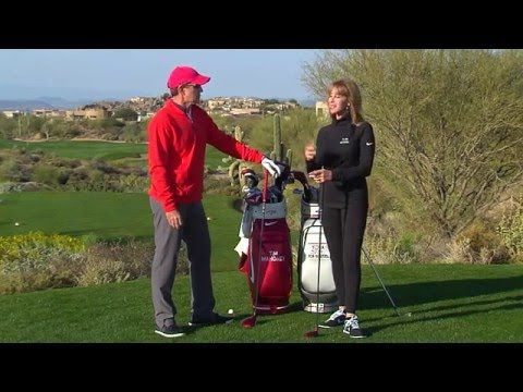 Katherine Roberts Founder President Yoga For Golfers And Tim Mahoney Director Of Education Troon Golf Wo Yoga For Golfers Golf Tips Golf Tips For Beginners