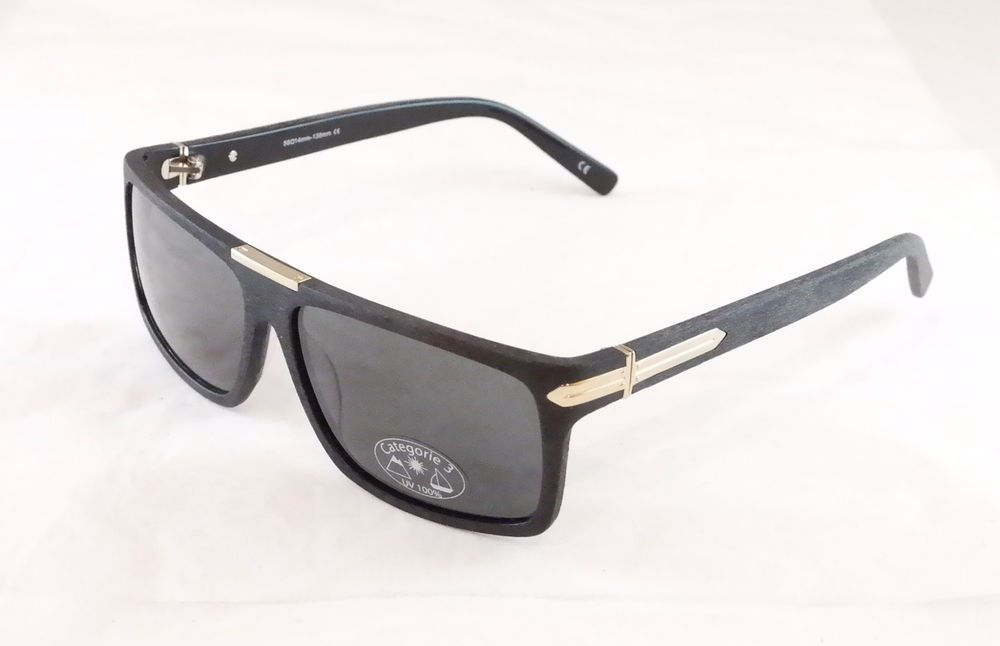 b045a27adb S. T. Dupont Authentic Sunglasses ST011 Polarized Acetate Italy 100% UV 3  Lenses  STDUPONT  Square