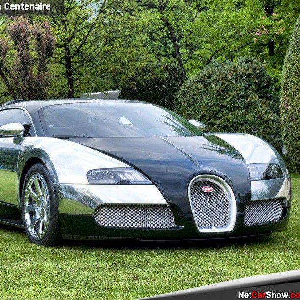 Cool Chrome Bugatti Veyron looking Pretty....AWESOME!!!