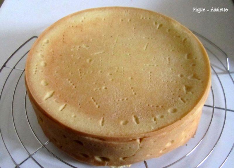 Käseküeche ou gâteau au fromage Alsacien de Valérie (Recette au Companion ou pas) - Pique - Assiette