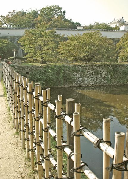 Simple Bamboo Fence Design Google Search Bamboo Fence Fence