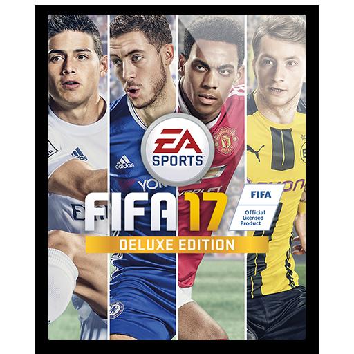 Icon Fifa 17 by HazZbroGaminG