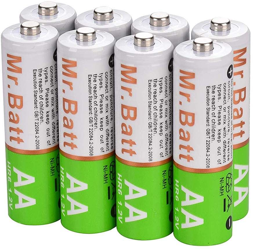 Amazon Com Garden Solar Light Rechargeable Batteries Electronics Rechargeable Batteries Solar Lights Nimh