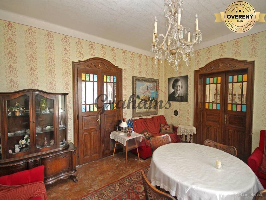 GRAHAMS - PREDAJ, Rodinný dom, Vrzavka, Nové Mesto nad Váhom
