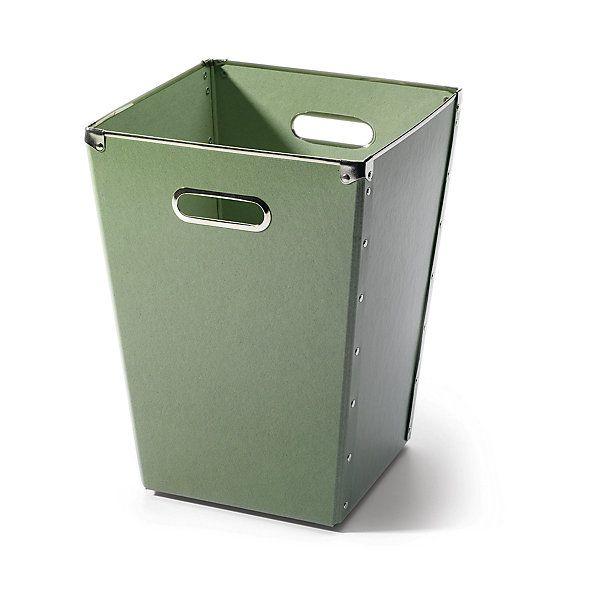 Papierkorb Pappe, Schwarz Papierkorb, Manufactum und
