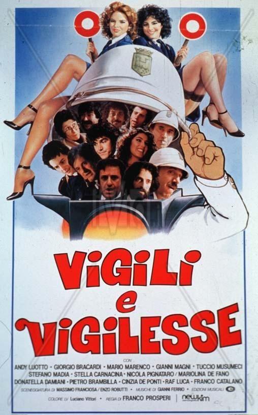 Loca academia de... los vigilantes (1982)