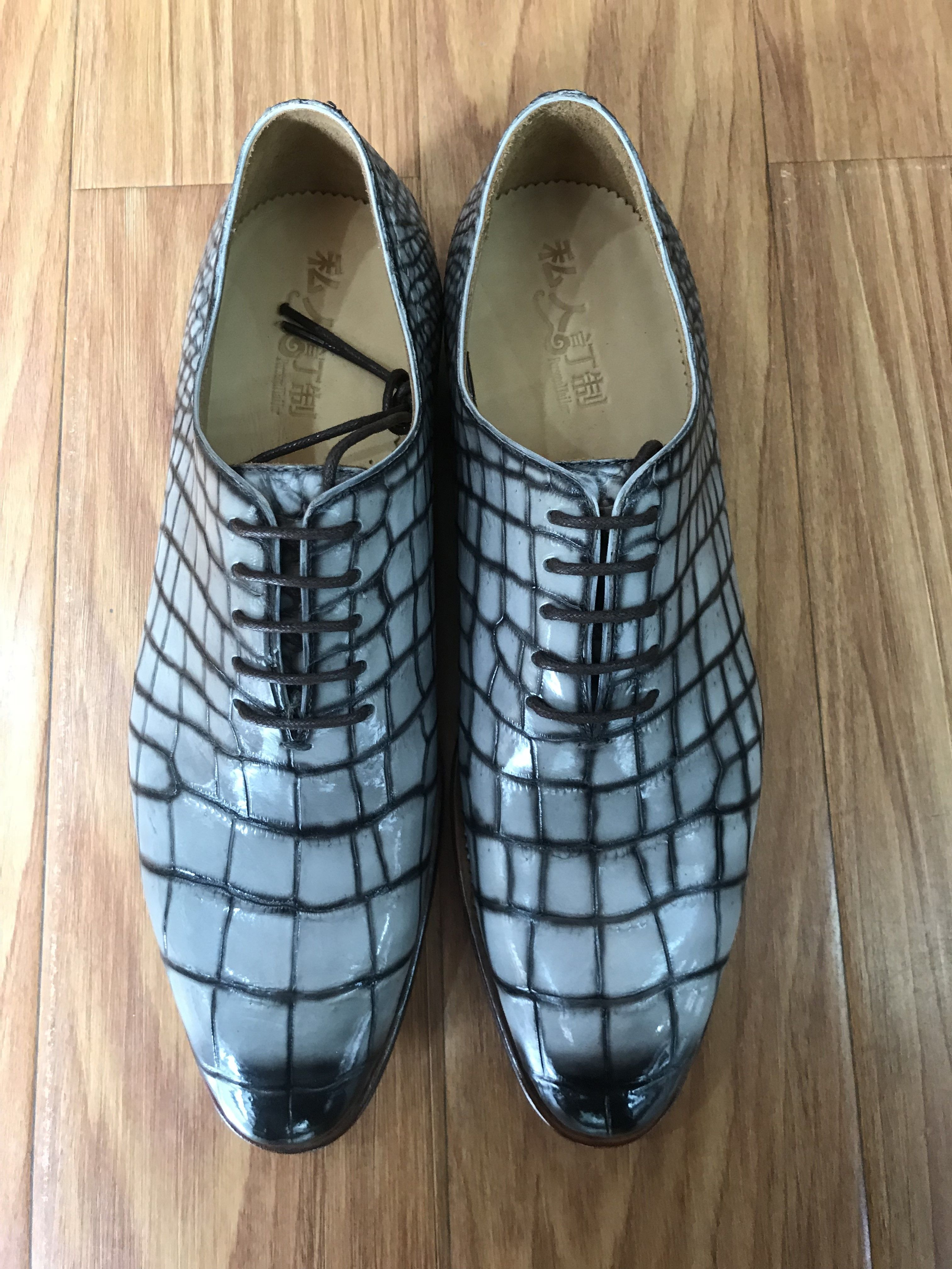 b41f2556a1ba Best alligator shoes for sale Male Shoes