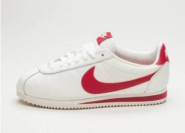 Nike Classic Cortez Leather SE (Sail / Gym Rouge) cool Stuff