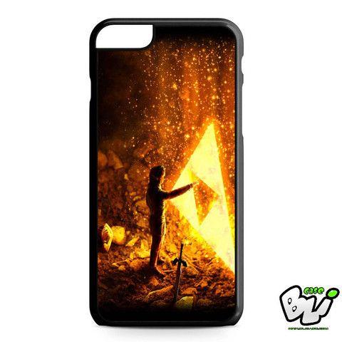 Link Trifoce Legend Of Zelda iPhone 6 Plus Case | iPhone 6S Plus Case