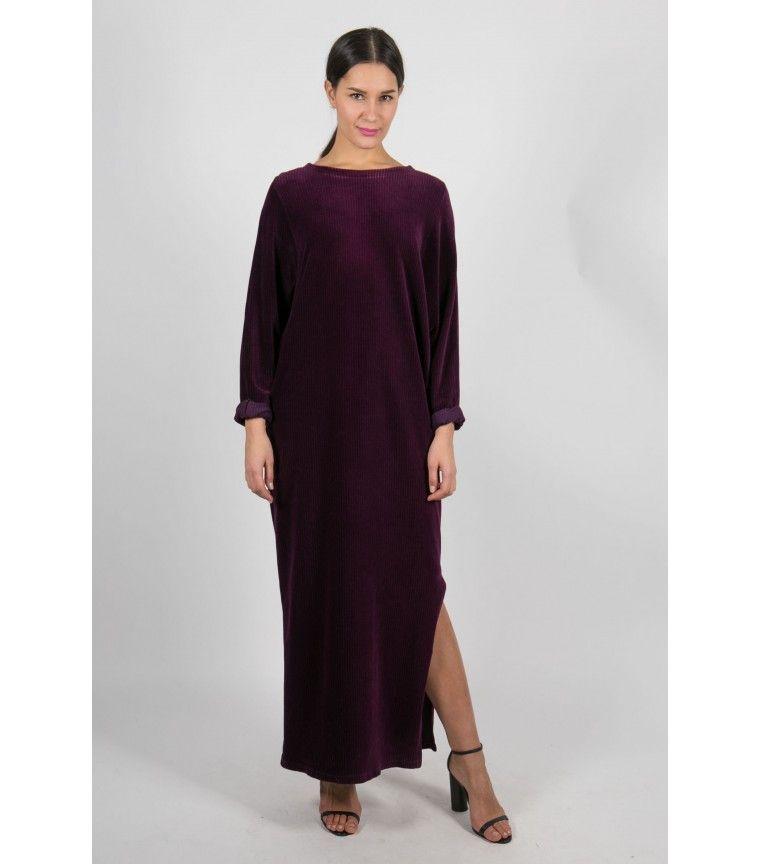 Marimekko Velour Maxi Dress - WST