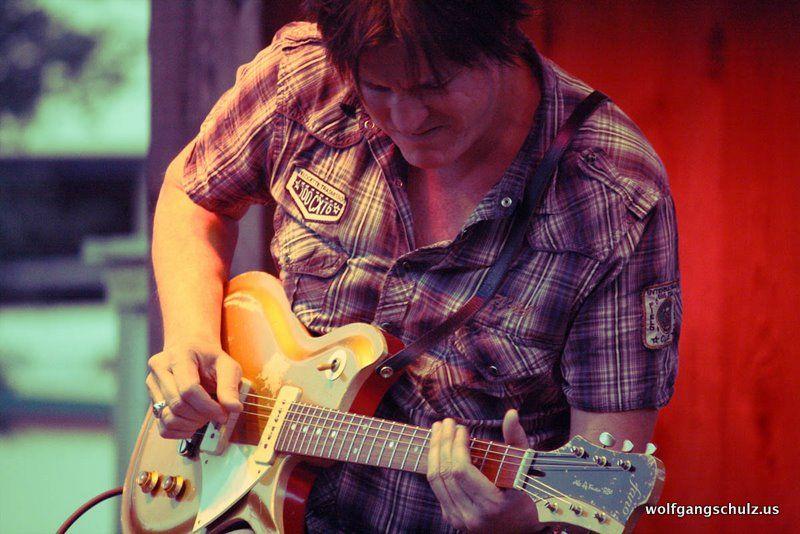 Check out lance keltner on reverbnation blues music