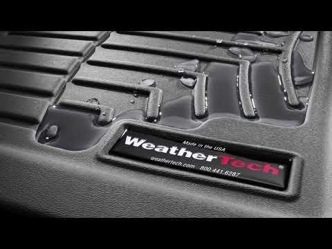 2017 Jeep Wrangler Unlimited Floor Mats Laser Measured Floor Mats For A Perfect Fit Weathertech Com Weather Tech Custom Fit Car Interior Design
