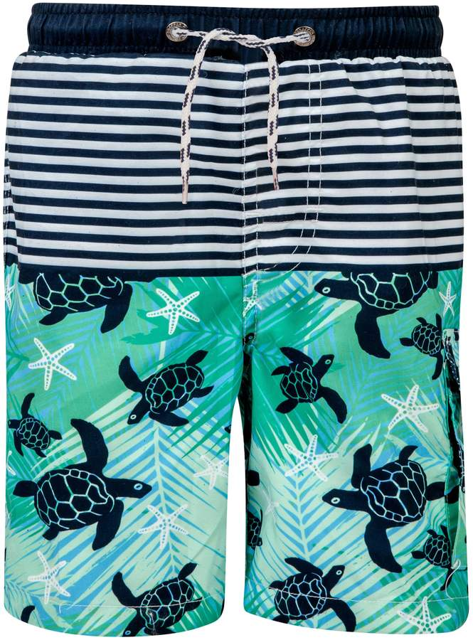1483107702 Snapper Rock Turtle Swim Trunks in 2019 | Products | Swimsuit with ...