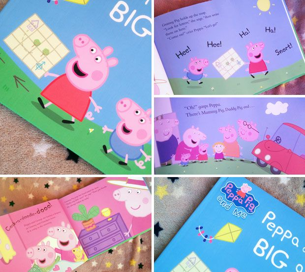 Penwizard personalised peppa and georges adventure to find