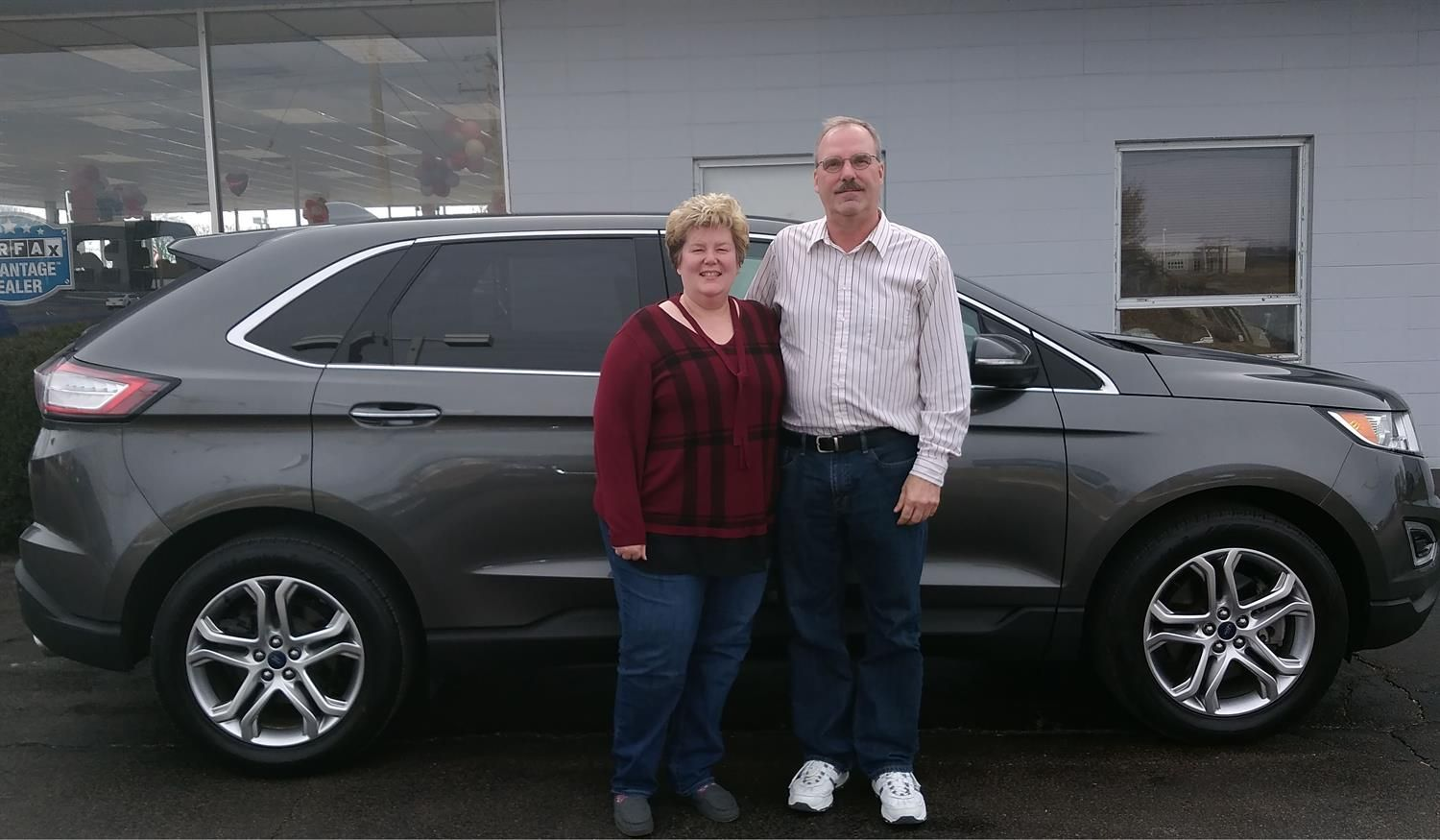 Todd, Welcome to the Kunes Country Ford Lincoln of Sterling Family!
